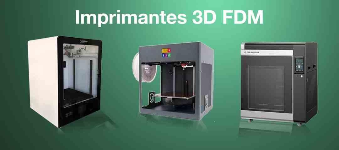Imprimante 3D professionnelle FDM