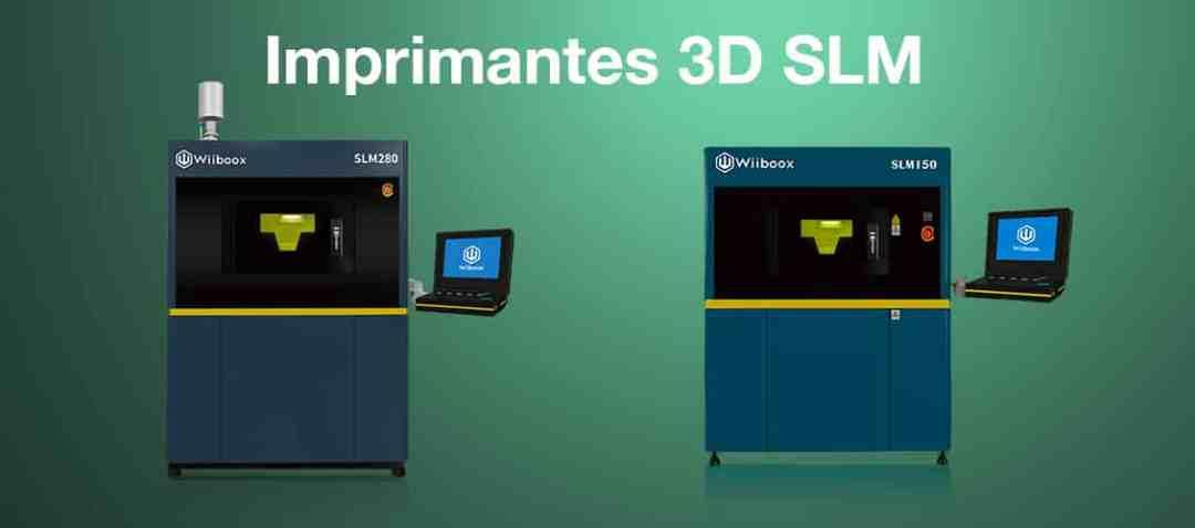 Imprimante 3D professionnelle SLM