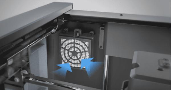 Flashforge Guider 2S filtre