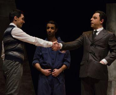 El último amor de Lorca con Juan Ramírez sobre las tablas