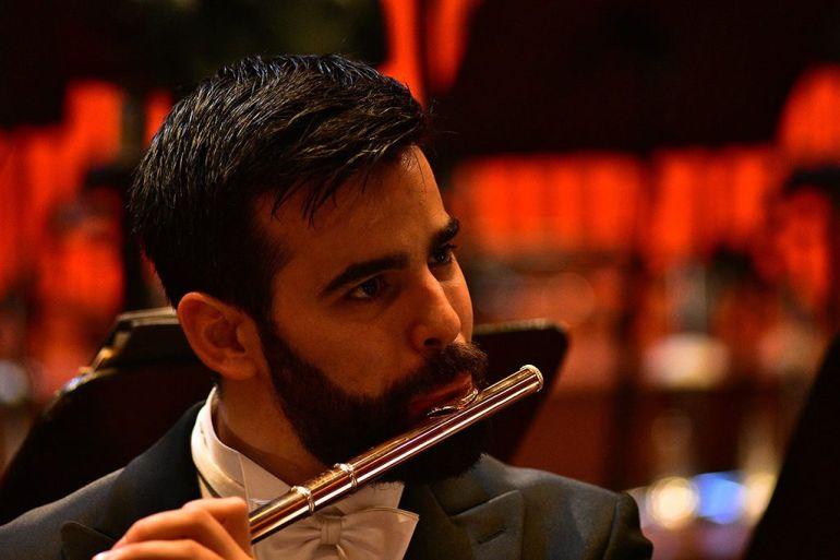 flautista Francisco López