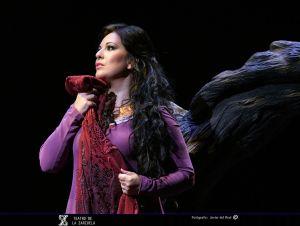 Carmen Solís, la Soleá extremeña de 'El gato montés'