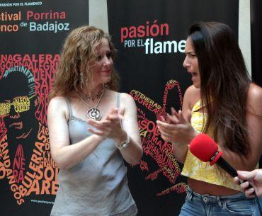 El XVII Festival Flamenco 'Porrina de Badajoz' tiene nombre de mujer