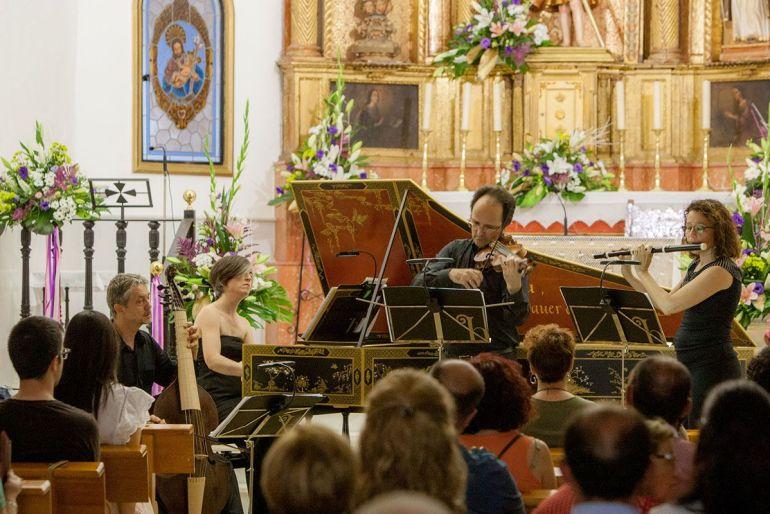 Muestra Música Antigua Nogales