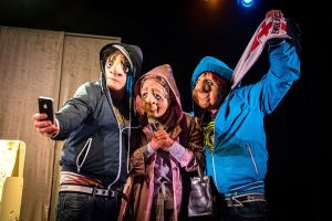 """Vamos Theatre: """"Con máscaras y sin palabras damos voz a historias altamente emocionales"""""""