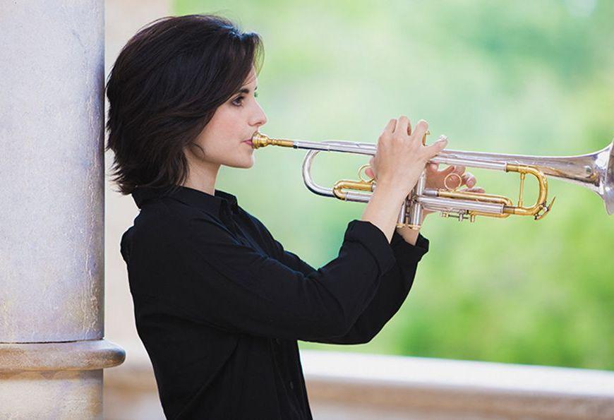 Andrea Motis, la fuerza de la juventud en el XXXI Festival de Jazz de Badajoz