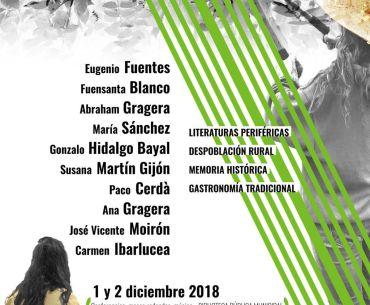 Eugenio Fuentes abre la I Feria de la Cultura y el Territorio
