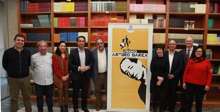Jurado Premio Arturo Barea