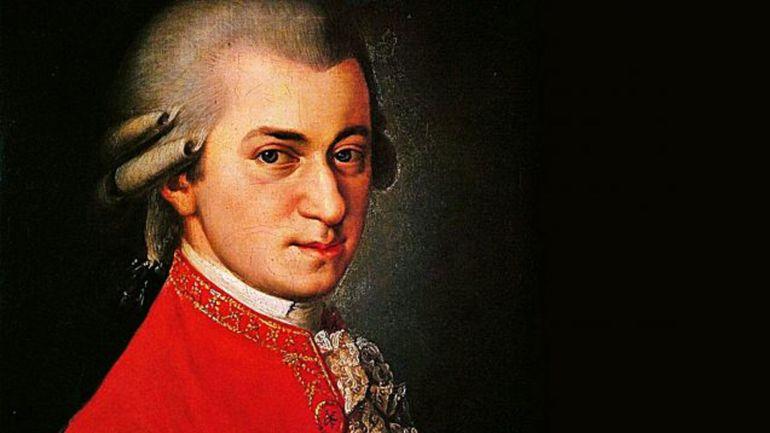 cumpleaños de Mozart