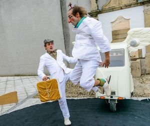 Dos ángeles custodios extremeños aterrizan en FETEN