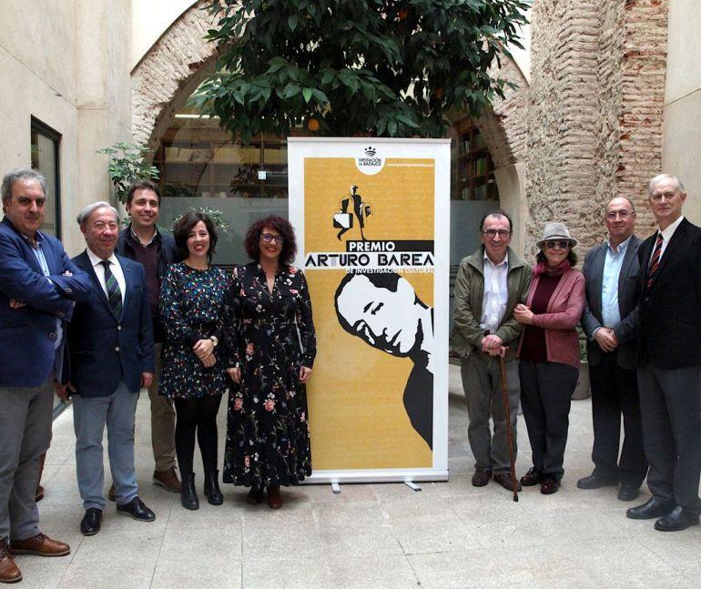Jurado Premio Arturo Barea 2019