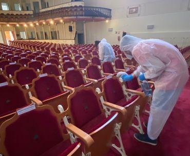 El teatro Carolina Coronado abre el camino a la 'nueva normalidad cultural' en Extremadura