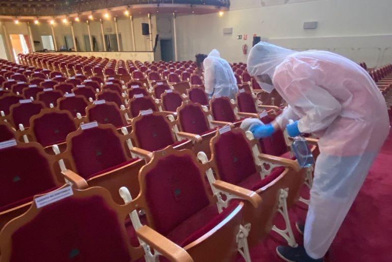 teatro Carolina Coronado