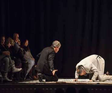 'El veneno del teatro', teatro en estado puro en el Festival de Badajoz