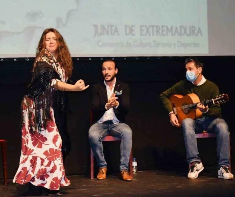 Presentación del programa por el X Aniversario de la declaración del flamenco como Patrimonio Cultural Inmaterial de la Humanidad.