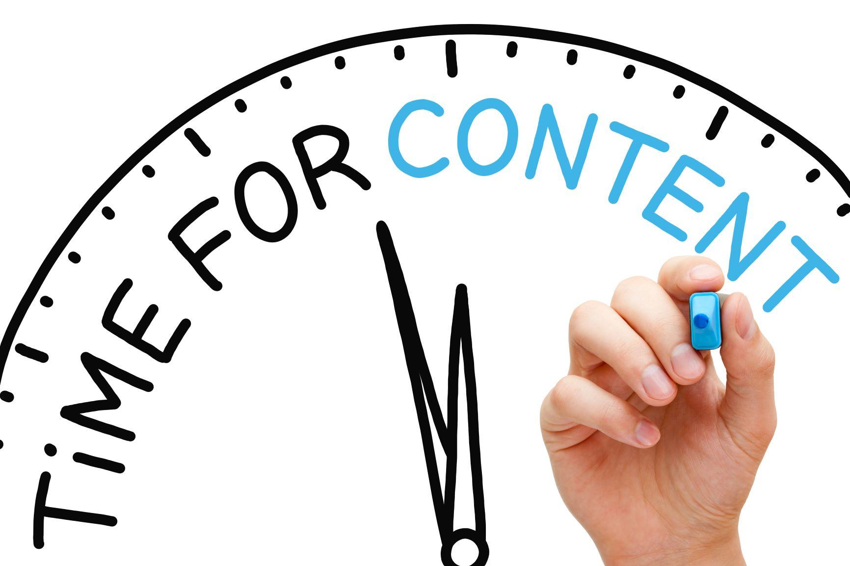 Kunden und Verbraucher möchten vor dem Kauf fundierte Entscheidungen treffen, indem sie Inhalte lesen oder ansehen. Es gibt Situationen, in denen Marken wirklich vom Content-Marketing profitieren.