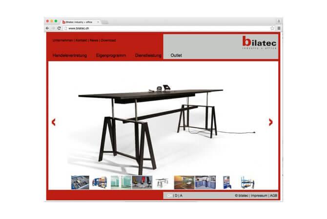 bilatec mit neuem Webauftritt