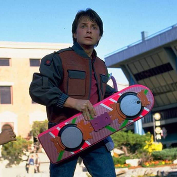 Did Back to the Future influence the real future of design?