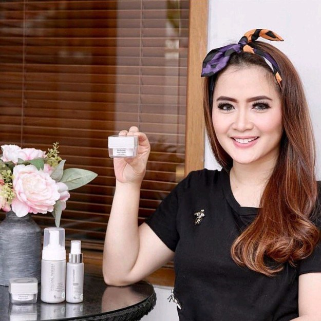 MS Glow Whitening Series Terbaru