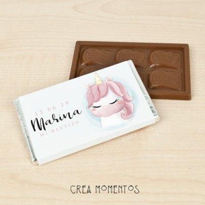 bautizo-unicornio-chocolatina