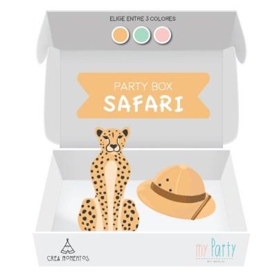 Party box SAFARI