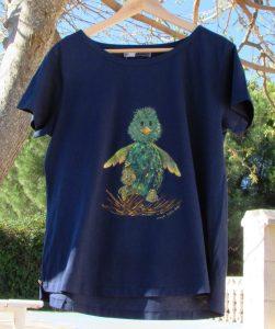 Camiseta pollitos