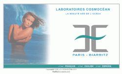 À Anglet se trouve la société Cosmocéan, l'un des trois laboratoires français spécialisés dans la recherche, le développement, le concept, la mise au point et la fabrication de produits de thalasso-cosmétiques, de produits liés à la remise en forme et de compléments alimentaires.