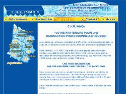 CHR Immo, agence immobilière spécialisée dans les fonds de commerce CHR (Hôtellerie, restauration)