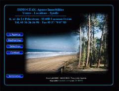 Agence immobilière Immocéan à Lacanau