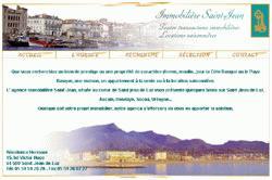 Agence Immobilière à Saint Jean de Luz