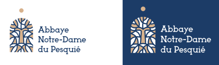 Logo de l'Abbaye Notre-Dame du Pesquié