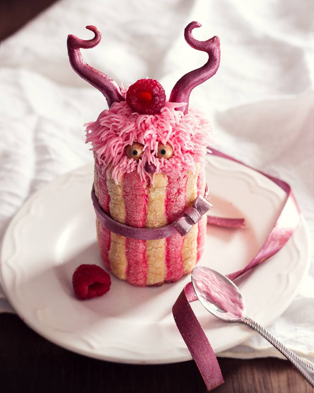 Les gâteaux monstrueux de Mélanie Launay
