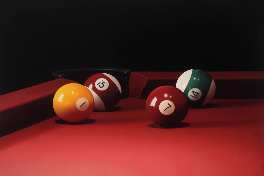 Le peintre espagnol Pedro Campos va vous bluffer par l'hyperréalisme de ses peintures