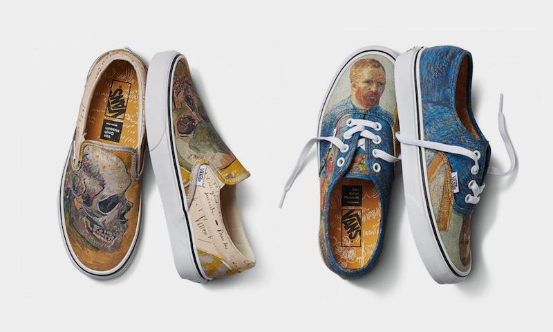 Le Van Des S'associe Avec Vans Pour Gogh Dévoiler Musée 1lKFJTc