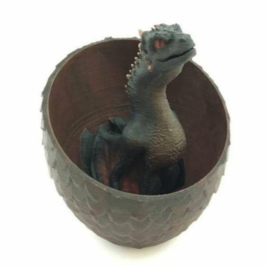 Oeufs de dragons Game of Thrones