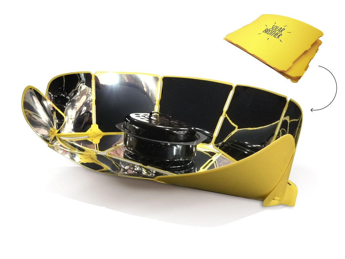Cuiseur solaire Solar Brother