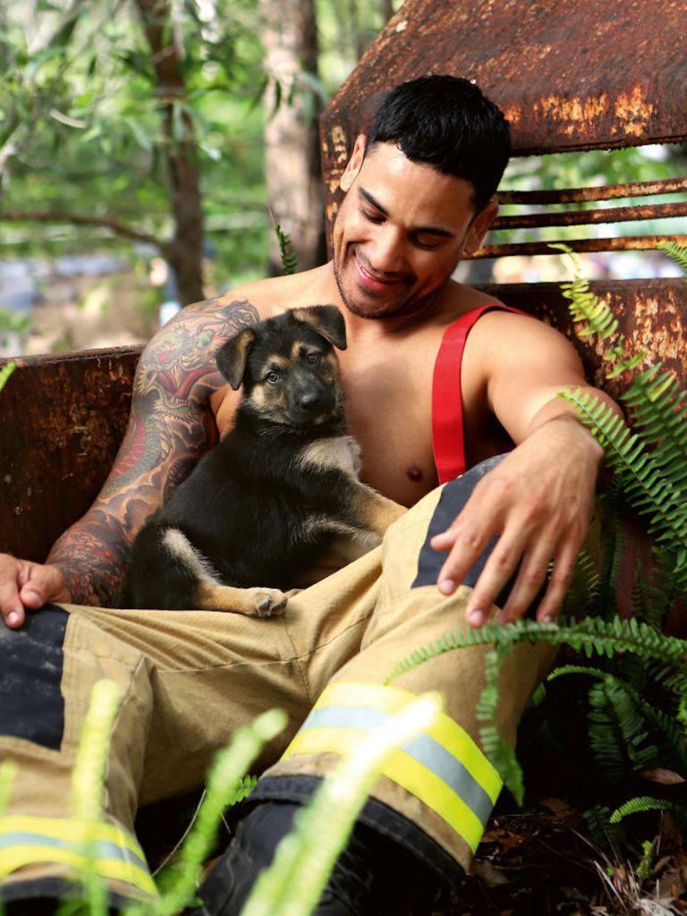 Les pompiers australiens dévoilent leur calendrier 2020 : une année qui s'annonce chaude ! By Mélanie D. Calendrier-2020-pompiers-australie-11