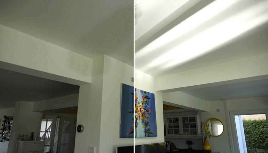 Ce Reflecteur Motorise Renvoie Les Rayons Du Soleil Pour Optimiser L Eclairage Naturel De Votre Maison
