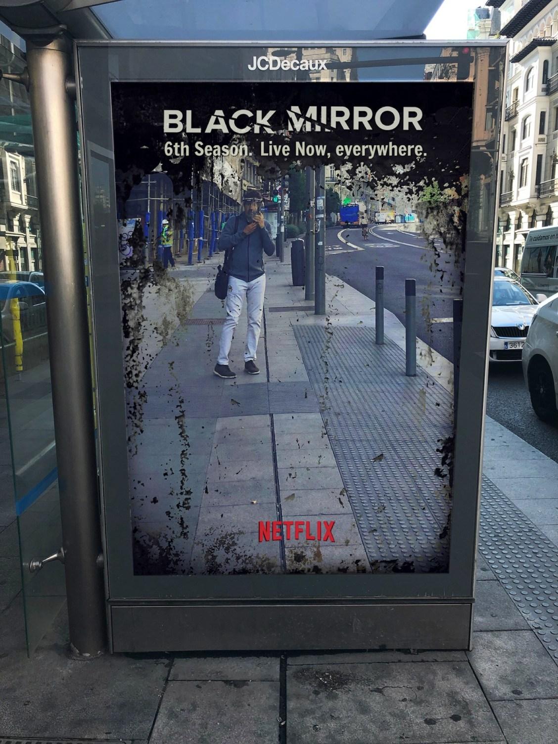 Cette fausse pub pour la série Black Mirror est tout simplement parfaite