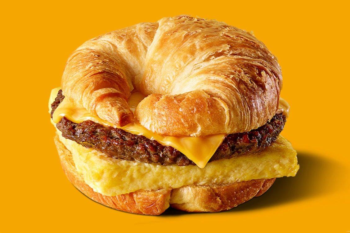 Croissan'wich : aux États-Unis Burger King dévoile un burger croissant