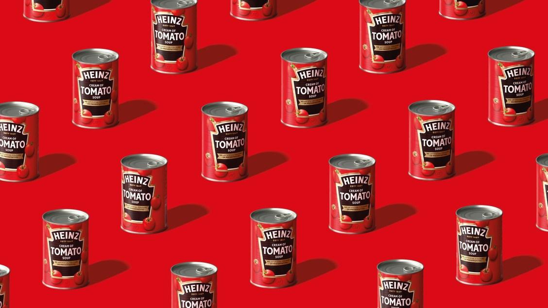 Heinz dévoile un rebranding coloré qui joue avec son étiquette
