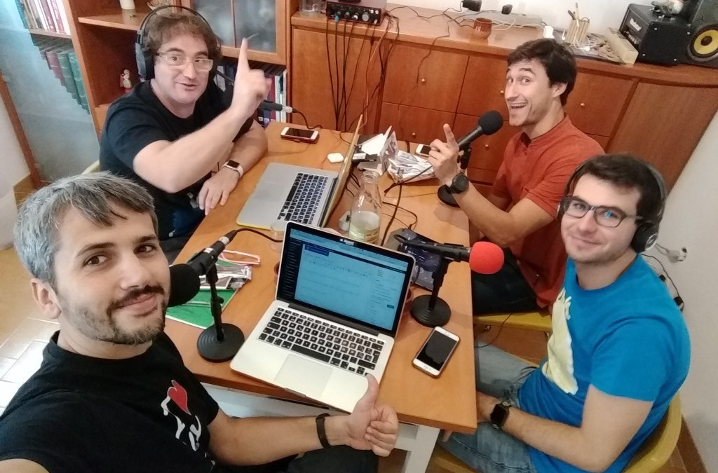 Presentando creapodcast.