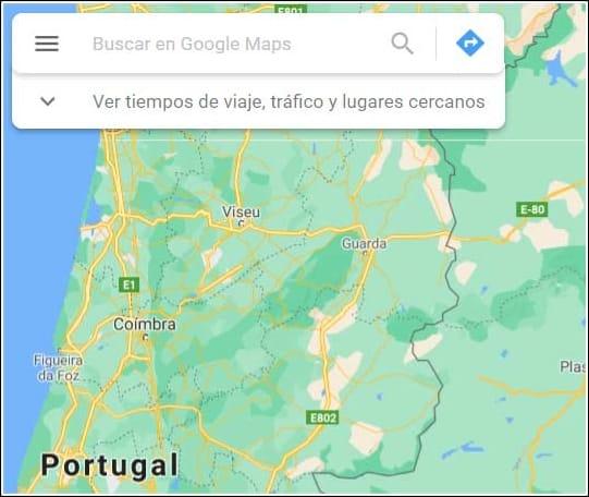 buscar en Google Maps