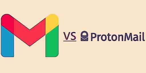 gmail vs protonmail