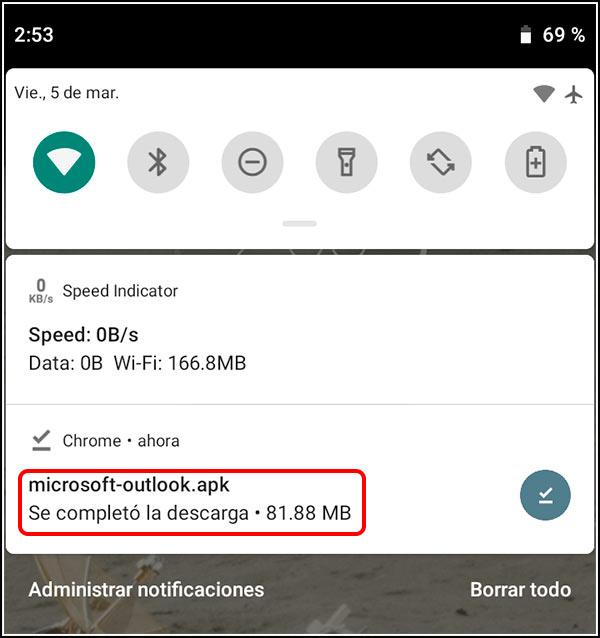 Descarga APK Outlook