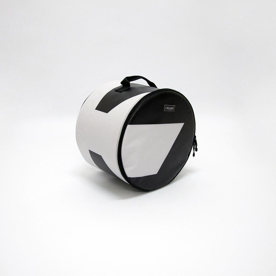 www.crearebags.com eco drum set bag e