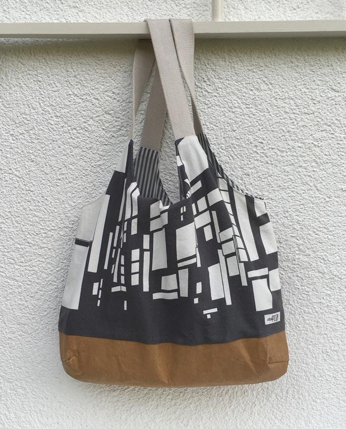 Meine erste selbstgenähte Tasche - crearesa.de