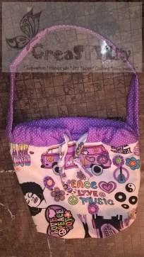 Bucket Bag 'Hippie' (1)