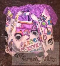Bucket Bag 'Hippie' (3)