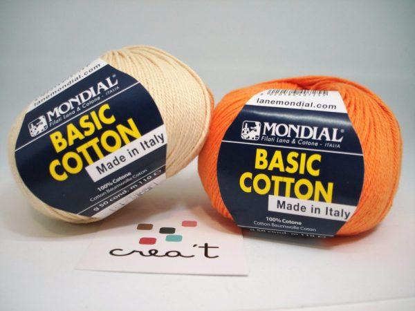 Basic Cotton Mondial Cotó